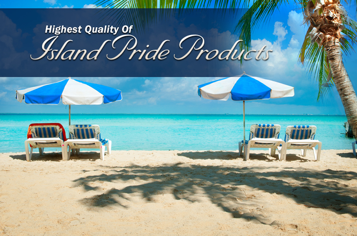 Island Pride Products Decals